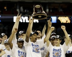 NCAA Baylor Duke Basketball