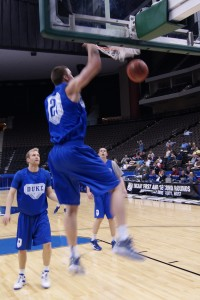 Miles Plumlee Duke set for NCAA's