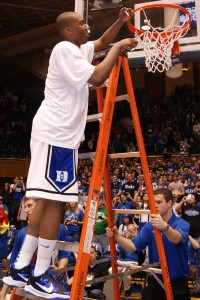 Duke takes a cut from the net