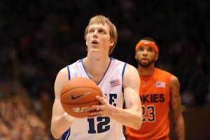 Singler readies Duke for Cal