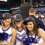 This Monday we feature three cheerleaders of the week.