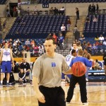 Chris Collins talked with Blue Devil Nation about the special season to date, his Dad and much more.  BDN Photo