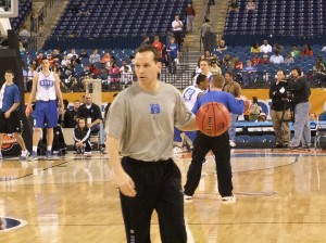 Duke ready for Butler