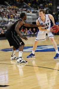 Kyle Singler Duke faces West Virginia