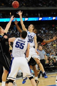 Jon Scheyer leads Duke past West Virginia