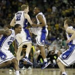 Duke has one more game to go before they celebrate -  photo David Bradley