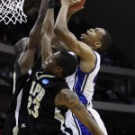 BDN Post Game from Indy – Duke's Lance Thomas shares his thoughts