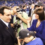 coach k family