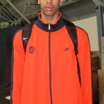 BDN's Andrew Slater begins his reports from the Nike EYBL with a lengthy interview with Anthony Davis - BDN Photo