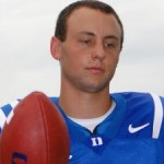 Duke QB Sean Renfree threw for 335 yards and 2 TDs Saturday at FIU.