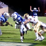 BDN chats it up with Duke running back Josh Snead