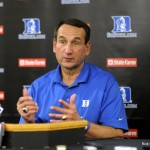 Coach K talks Countdown to Craziness