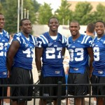 Duke Running Backs - BDN Photo