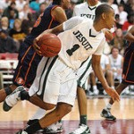 Rasheed Sulaimon is one of the nation's top guards in the class of 2012.  Sulaimon took time to talk in depth about the recruiting process with BDN and you didn't need to prompt him to say good things about Coach K and his program.  Sulaimon will visit for Countdown to Craziness on October 15th and BDN Premium will keep you abreast of the lates happenings leading into and after the event.  It's a great time to join BDN Premium, so come on in and joins us and discuss our latest offerings on Purvis and Sulaimon on our members-only message board.