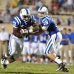 Desmond Scott leads an improved Blue Devil running game