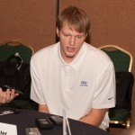 Kyle Singler faces his brother in Oregon - BDN Photo