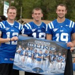 Duke QB's - Rick Crank photo for BDN