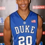 Andre Dawkins, photo - Mark Watson, Blue Devil Nation