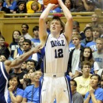 Duke All American Kyle Singler - BDN Photo