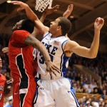 Duke vs. Bradley Photo Gallery