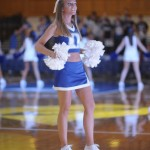 A BDN Monday Musing newfound tradition - The Cheerleader of the Week - BDN Photo