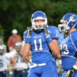 Kyler Brown finished with 103 tackles for Charlotte Christian