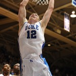 NCAA BASKETBALL: JAN 27 Boston College at Duke