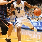 Smith, Curry lead Duke past Boston College 84-68
