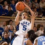 Duke Women Tune up for UConn by Walloping Clemson 92-37