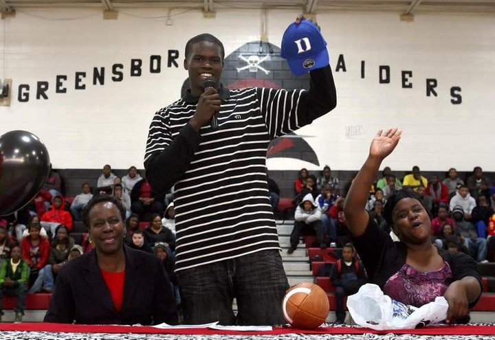 David Reeves committed to Duke on National Signing Day