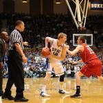 NCAA BASKETBALL: FEB 05 NC State at Duke