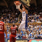 NCAA BASKETBALL: FEB 05 NC State at Duke