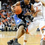 NCAA BASKETBALL: FEB 16 Duke at Virginia