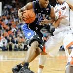 NCAA BASKETBALL: FEB 16 Duke at Virginia