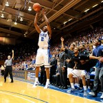 NCAA BASKETBALL: FEB 20 Georgia Tech at Duke