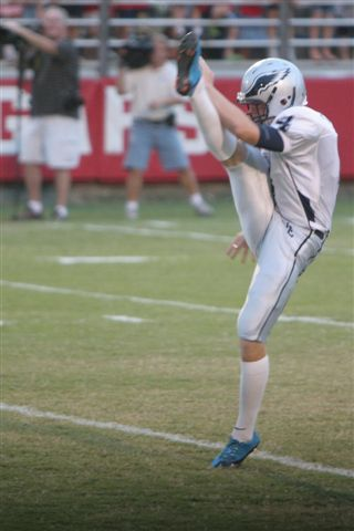 Paul Griggs is one of the top kickers in the class of 2012