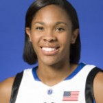 Duke Senior, Krystal Thomas