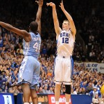 Seth Curry Rallies Duke to Thrilling 79-73 Victory over UNC