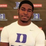 Duke would love for Keilin Rayner to join Deion Williams at LB in the class of 2012