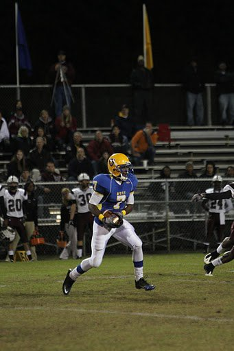 Tevin Clay was named to the 2010 All-State 2nd Team Offense