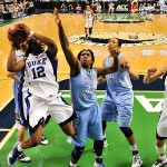 NCAA BASKETBALL: MAR 06 ACC Basketball Tournament Finals - North Carolina v Duke