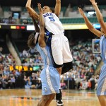 Duke Women v. UNC Photo Gallery