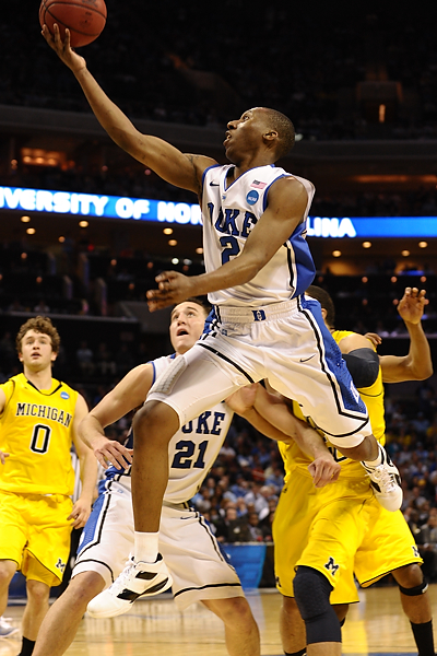 NCAA BASKETBALL: MAR 20 Division I Men&#039;s Basketball Championship - Third Round - Michigan v Duke