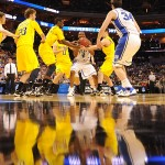 NCAA BASKETBALL: MAR 20 Division I Men's Basketball Championship - Third Round - Michigan v Duke