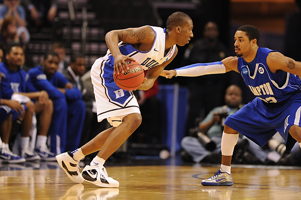 NCAA BASKETBALL: MAR 18 Division I Men's Basketball Championship - Second Round - Hampton v Duke
