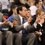 Coach K on the importance of on court communication