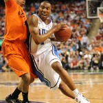 Nolan Smith vs VT - Lance King photo