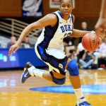 Photo Gallery:  Duke Women End Marist's Winning Streak