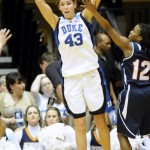 Photo Gallery: Duke Women Win NCAA Tourney Opener
