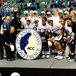 Duke women roll past UNC for ACC Title